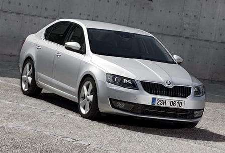Škoda Octavia (02/2013 - 12/2016)