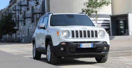 Jeep Renegade (od 10/2014) 1.4, 103 kW, Benzinový