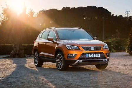SEAT Ateca (od 08/2016) 1.5 TSI, 110kw, Benzinový