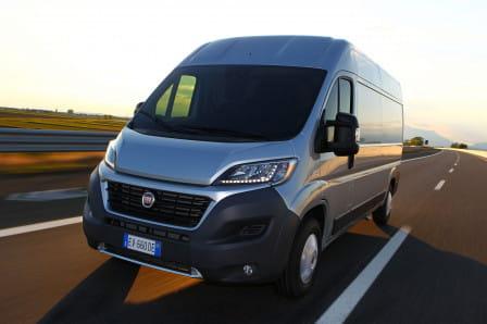 Fiat Ducato Van (od 07/2014) 2.3, 110 kW, Naftový