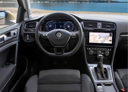 Volkswagen Golf (od 03/2017) 1.5 TSI, 110 kW, Benzinový