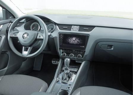 Škoda Octavia Scout (od 01/2017) 1.8 TSI, 132 kW, Benzinový, 4x4, Automatická převodovka