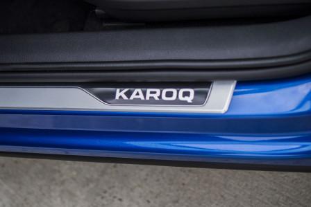 Škoda Karoq (od 07/2017) Sportline