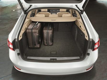 Škoda Superb Combi (od 09/2015) 1.8 TSI, 132 kW, Benzinový