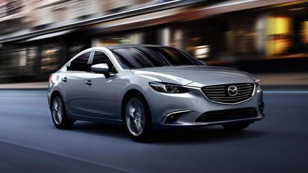 Mazda 6 Liftback (od 02/2015) 2.0, 121 kW, Benzinový, Automatická převodovka
