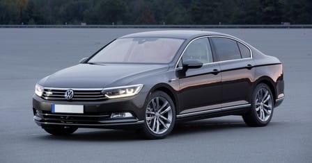 Volkswagen Passat Sedan (od 10/2014) 2.0 TDI BMT, 176 kW, Naftový, 4x4, Automatická převodovka