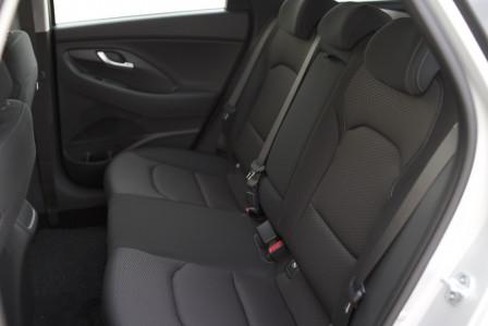 Hyundai i30 Kombi (od 04/2018) Trikolor komfort
