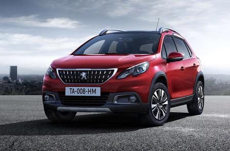 Peugeot 2008 (od 04/2016)