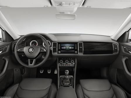 Škoda Kodiaq (od 03/2017) 1.4 TSI, 110 kW, Benzinový, 4x4, Automatická převodovka