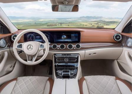 Mercedes-Benz Třída E Kombi (od 10/2016)