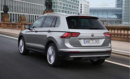 Volkswagen Tiguan (od 04/2016) 2.0 TDI BMT, 110 kW, Naftový