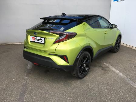 Toyota C-HR (od 10/2016) Lime Edition