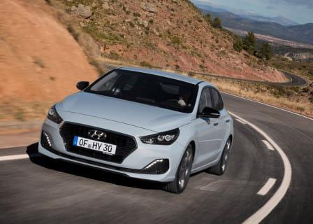 Hyundai i30 fastback (od 08/2018) 1.4, 103 kW, Benzinový