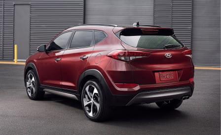 Hyundai Tucson (07/2015 - 07/2018) 2.0 CRDi, 100 kW, Naftový, 4x4