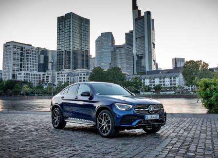 Mercedes-Benz GLC Coupé (od 06/2016) 4MATIC