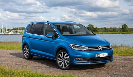 Volkswagen Touran (od 09/2015) 2.0 TDI BMT, 110 kW, Naftový, Automatická převodovka