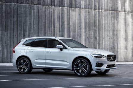 Volvo XC60 (od 05/2017) 2.0 T5, 187 kW, Benzinový, Automatická převodovka
