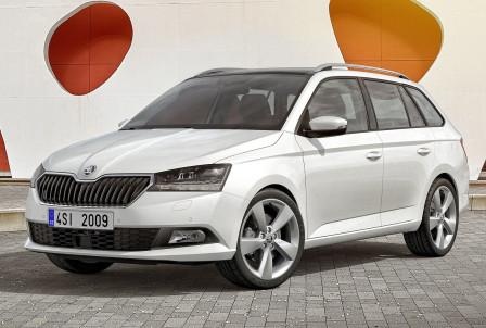 Škoda Fabia Combi 1.0 TSI Ambition Plus