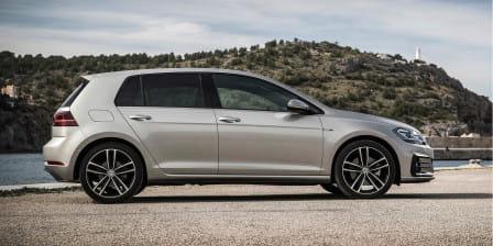 Volkswagen Golf GTD (od 03/2017) 2.0, 135 kW, Naftový, Automatická převodovka