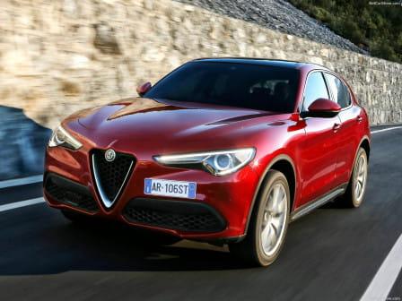 Alfa Romeo Stelvio (od 04/2017) 2.2, 132 kW, Nafta, 4x4, Automatická převodovka