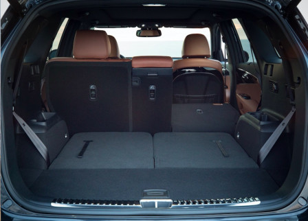 KIA Sorento (od 10/2017) 2.2 CRDi, 147 kW, Naftový, 4x4, Automatická převodovka