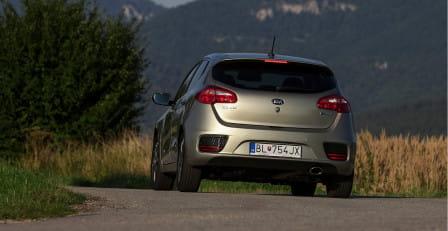 KIA cee´d (od 09/2015) 1.6, 99 kW, Benzinový, Automatická převodovka