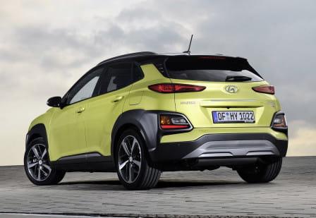 Hyundai Kona (od 11/2017)