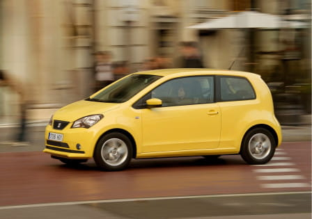 SEAT Mii 1.0 Chic ASG