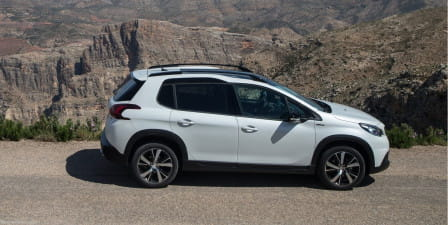 Peugeot 2008 (od 04/2016) 1.6, 88 kW, Naftový