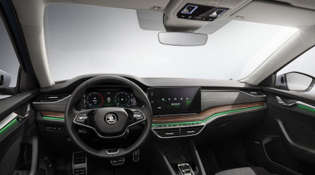Škoda Octavia Combi Scout (od 10/2020) Scout