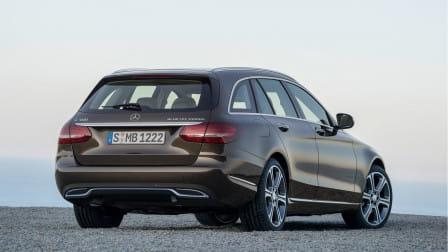 Mercedes-Benz Třída C Kombi (od 09/2014) 2.1, 125 kW, Naftový, 4x4, Automatická převodovka
