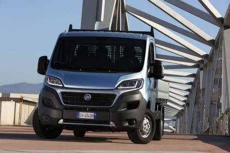 Fiat Ducato Maxi (od 07/2014) 2.3, 110 kW, Naftový