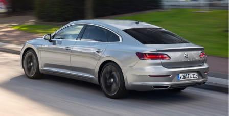Volkswagen Arteon (od 01/2017) Elegance