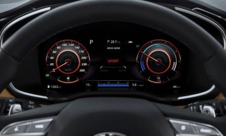 Hyundai Santa Fe (od 12/2020) 2.2, 148 kW, Naftový, Automatická převodovka
