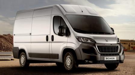 Peugeot Boxer (III) Kombi (od 07/2014) 2.2, 110 kW, Naftový