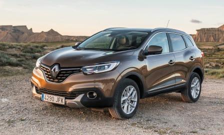 Renault Kadjar (od 06/2015) 1.2, 96 kW, Benzinový, Automatická převodovka