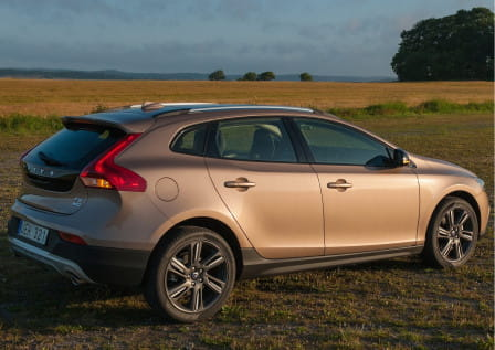 Volvo V40 Cross Country D2 Momentum