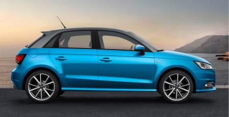 Audi A1 Sportback (od 11/2014) 1.4 TFSI, 92 kW, Benzinový, Automatická převodovka