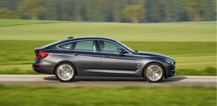 BMW Řada 3 Gran Turismo (od 07/2016) 2.0, 135 kW, Benzinový, Automatická převodovka