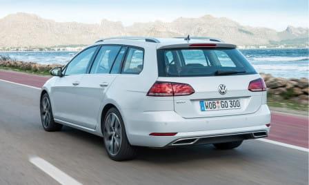 Volkswagen Golf Variant (od 03/2017) 1.4 BMT, 110 kW, Benzinový