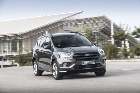 Ford Kuga 2.0 TDCi Start/Stop Cool & Connect 4x4 Powershift