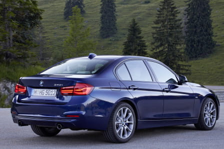 BMW Řada 3 Sedan