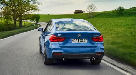 BMW Řada 3 Gran Turismo (od 07/2016) 2.0, 135 kW, Benzinový, 4x4, Automatická převodovka