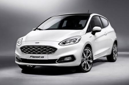 Ford Fiesta ST (od 01/2015) 1.6, 134 kW, Benzinový