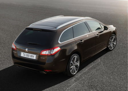 Peugeot 508 SW HDi 160 Active Automatic
