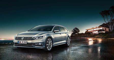 Volkswagen Passat Variant (od 10/2014) 1.5, 110 kW, Benzinový