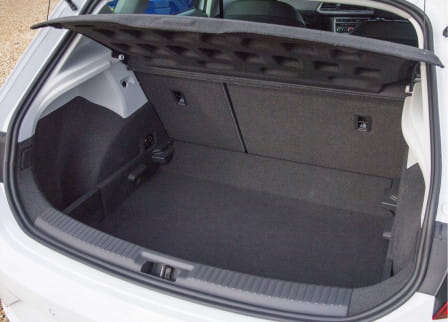 SEAT Leon (od 11/2016) 1.2 TSI, 63 kW, Benzinový