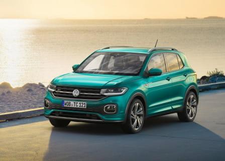 Volkswagen T-Cross (od 04/2019) 1.0, 70 kW, Benzinový