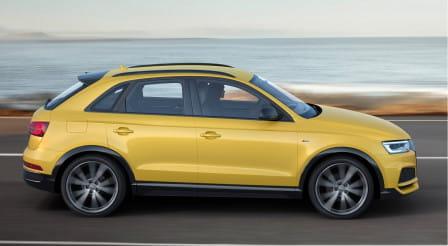 Audi Q3 (od 02/2015) 2.0 TDI, 110 kW, Naftový, 4x4, Automatická převodovka