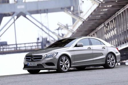 Mercedes-Benz CLA (od 04/2016)